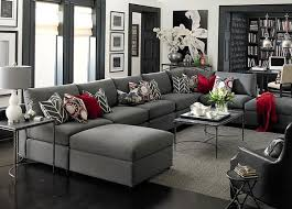 pillows for grey couch. Unique Couch Charcoalred And Pillows For Grey Couch O