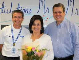 Poway Unified - Vounteers of the Year