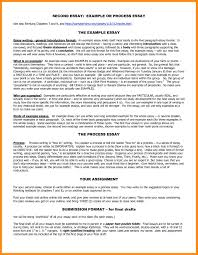 sample process essays azzurra castle  7 sample process essays