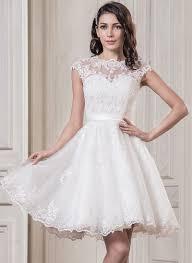 knee length wedding dresses affordable under 100 jj shouse