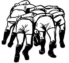 Coloriage Stade Toulousainlogos Club De Rugby A Colorier