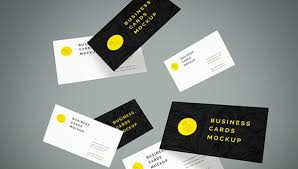 54 Free Business Card Mockups Ai Word Psd