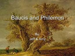 day two myth a story of hospitality what order does zeus baucis and philemon by jeff amy summary iuml131152 zeus and hermes got bored