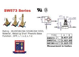 lamp parts lighting parts chandelier parts 3 way nickel plated network switch diagram 6in switch wiring diagram