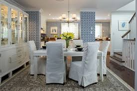 variety of patterns colors and designs for dining room chairs covers and benches