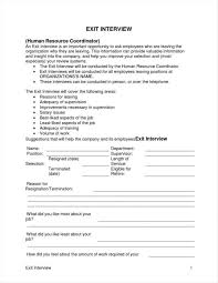 Exit Interview Checklist Free Employee Exit Interview Template 278487924201 Exit Interview