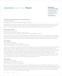 Graphic Resume Templates Resume Samples For Graphic Designer Medical Device Sales ...