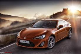 Toyota FT-86 - Pics and Specs Leaked. EDIT : Now officially ...