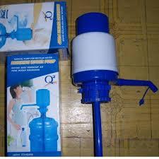 Drinking Waterpump Pompa Air Galon Manual