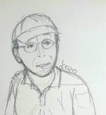 片付けトントンシリーズ⑩森部長 イラスト小僧のイラスト保管庫