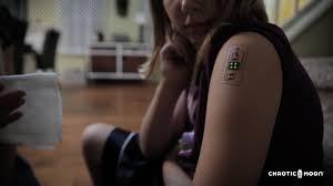 Tetování Které Funguje Jako Fitness Tracker Objevitcz