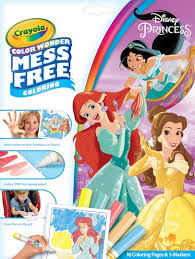 Buy The Crayola Color Wonder Mess Free Coloring Pad Markers