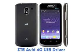Download ZTE Avid 4G USB Driver
