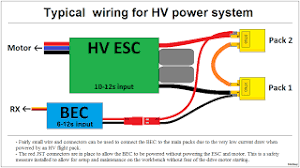 hv power systems why they are better tjintech sample wiring setups for dual packs