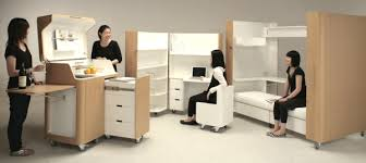 furniture for tiny houses. space saving furniture for tiny houses by atelier opa o