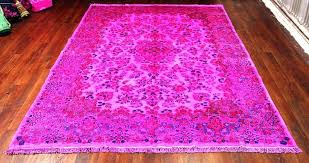 pink overdyed rug noel homes ing rugs tips pink overdyed rug