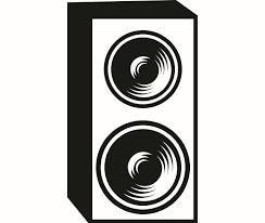 sound system clipart. 🔎zoom sound system clipart
