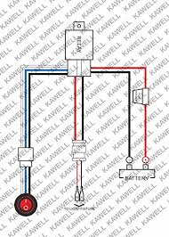 kawell 1 lead led wiring harness include switch kit suppot 300w kawell 1 lead led wiring harness include switch