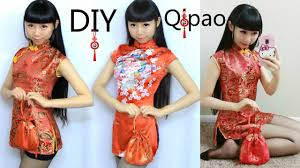 Asian style clothes patterns