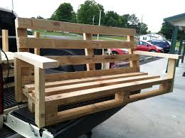 How To Build A Porch Swing Pallet Porch Swing Home Projects Pinterest Pallet Porch
