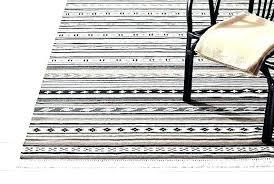 gray rug ikea zebra black and white area 7 2 modern