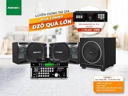 [Trả góp 0%]Bộ sản phẩm Paramax 1 + Đầu karaoke Paramax LS-3000
