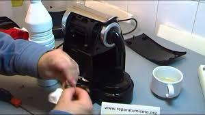 Cafetera Nespresso Y Reutilizar Las Cápsulas Con Otro Café  Error 500Nespresso Pierde Agua Por Debajo