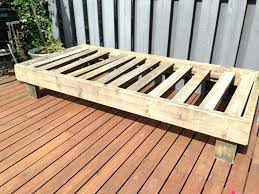 outdoor daybed designs outdoor ideas backyard to build an with storage frame canopy plans my made outdoor daybed designs