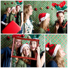 Christmas Booth Ideas Great For Any Kind Of Party Photo Booth Photo Ideas Props