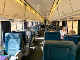 A Review Of Amtraks Acela Express In First Class