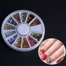French Style Artificial False Nails Acrylic Gel French Nail Salon ...