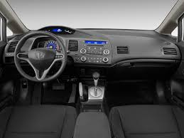 Image 2010 Honda Civic Sedan 4 Door Auto Lx S Dashboard Size