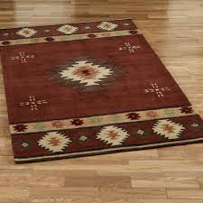 home amusing southwestern style rugs 5 navajo runner rug aztec area n coffee tables american