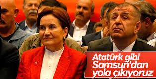 Muhalif MHP'liler Samsun'dan yola çıkacak