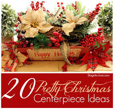 30 Inexpensive And Cheap Christmas Centerpiece Ideas  Christmas Christmas Centerpiece