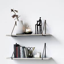 marble hanging shelf