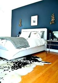 White Bedroom Decor Ideas Accents Black Gold Accent Wall Paint Home ...