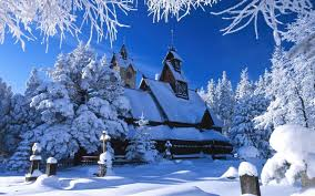 Christmas Scenes Free Downloads Wallpaper Christmas Scenes 49 Images