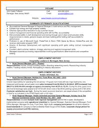 Prepossessing Resume Description For Concierge With Shift
