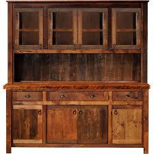 rustic dining room hutch. Rustic Hutch | Artisan Frontier Barnwood Buffet \u0026 Dining Room U