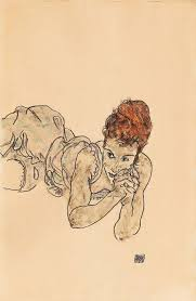 Egon Schiele drawings in private hands for 85 years surface on the market |  The Art Newspaper