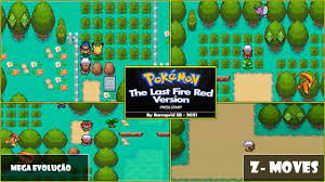 Giới thiệu Pokemon The Last Fire Red - GBA - Download - Mèo biết bay