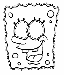 Small Picture Bob Good Pages Printable With Videos Good Sponge Bob Coloring Page