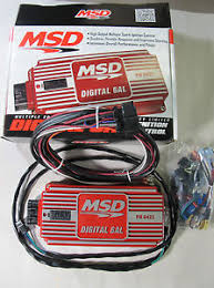 msd 6425 ignition system msd 6425 ignition box msd 6al digital cd rev limiter red ea