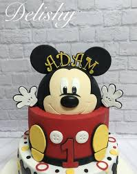 Collection Of 14 Free Mickey Clipart Birthday Cake Bill Clipart