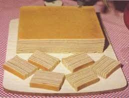 Indonesian Layer Cake Dianasdessertscom