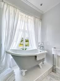 freestanding tub in small bathroom. traditional claw-foot bathtub idea in devon freestanding tub small bathroom t