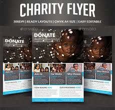 Donation Flyer Template Extraordinary Charity Benefit Flyer Template Ncsquad