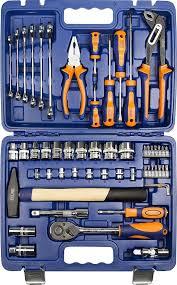 <b>Набор ручного инструмента Helfer</b> HF000013 (56 предметов ...