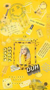 iPhone Xr Wallpaper yellow aesthetic ...